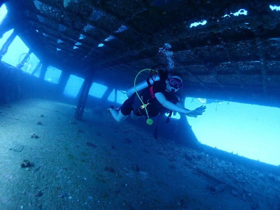 シミラン ダイビング