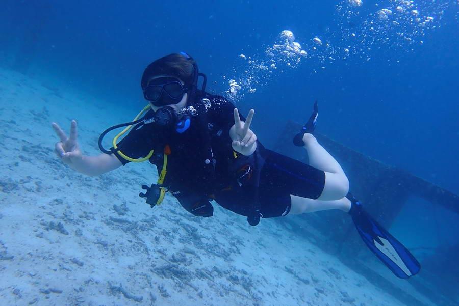 タイ 体験ダイビング