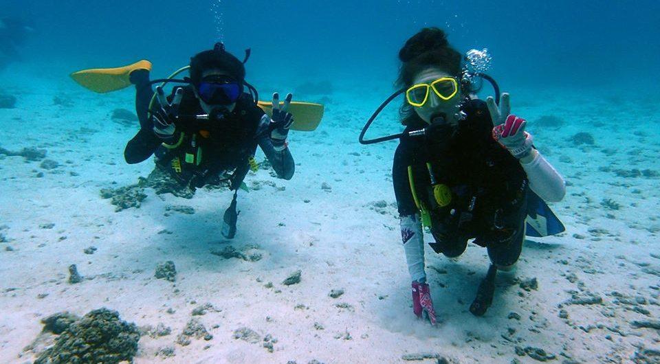 ラチャヤイ島 ダイビング