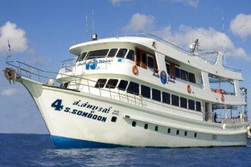 シミラン諸島 ツアー