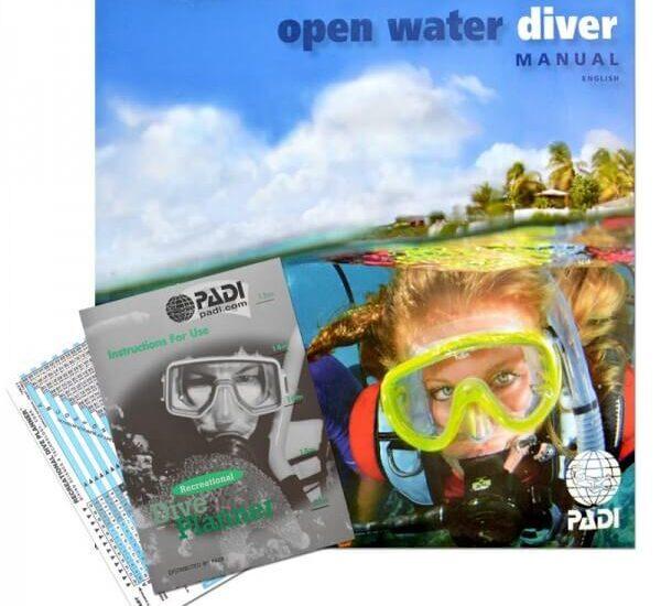 オープンウォーターダイバーコース